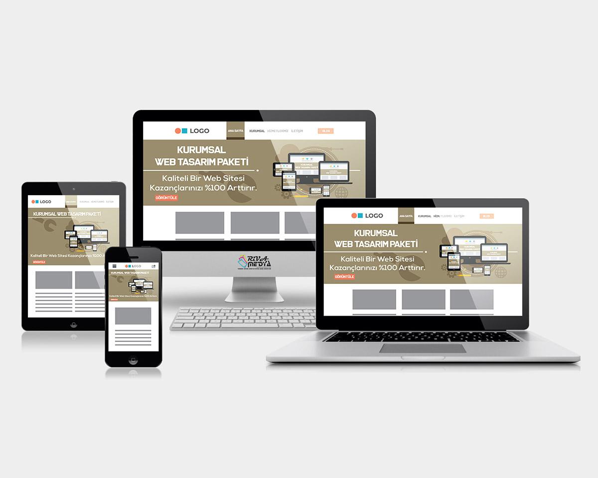 Kurumsal Web Tasarım Paketi