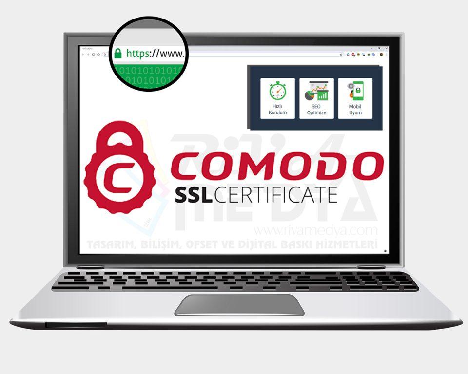COMODO Positive SSL Sertifikası