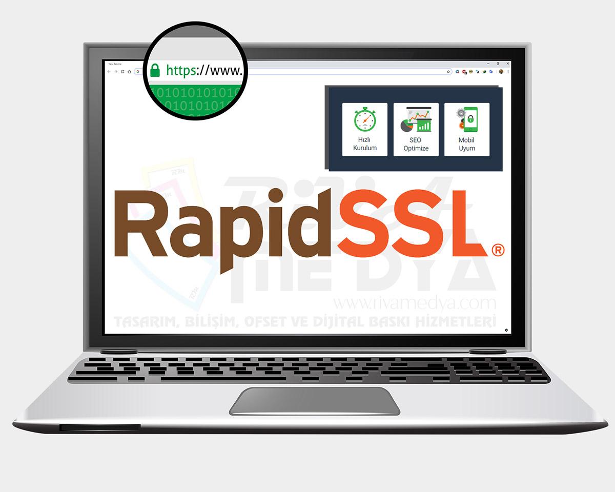 RapidSSL Güvenlik Sertifikası