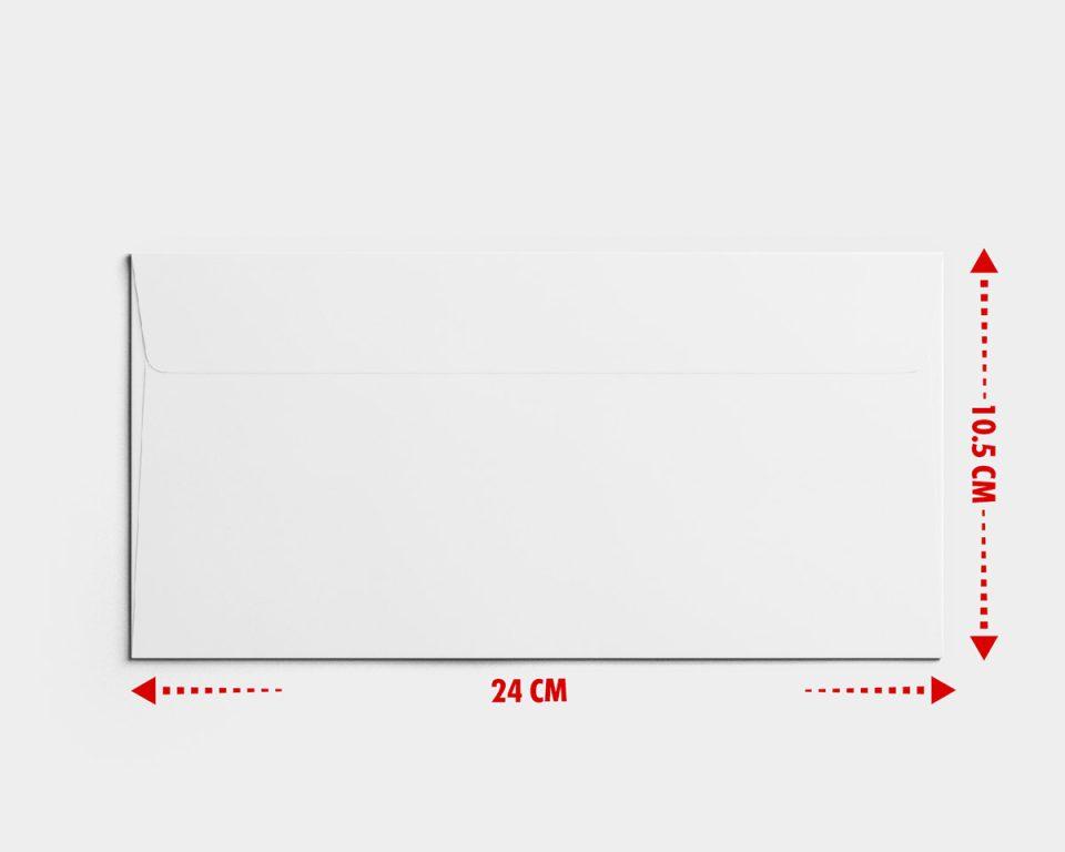 Diplomat Zarf - (Tasarım + Baskı)
