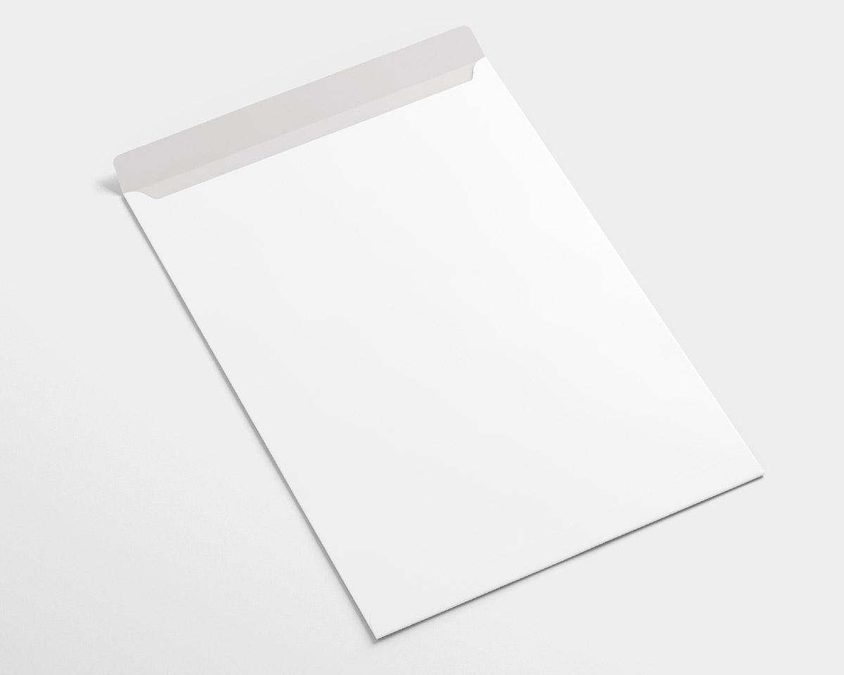 Torba Zarf - (A4 Zarf) - (Tasarım + Baskı)